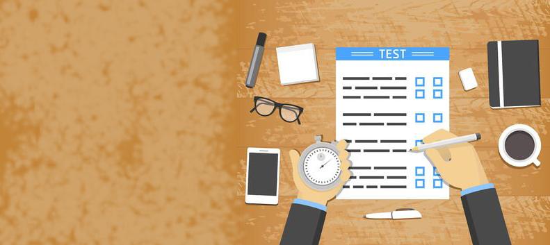 آزمون های آزمایشی آموزش و پرورش