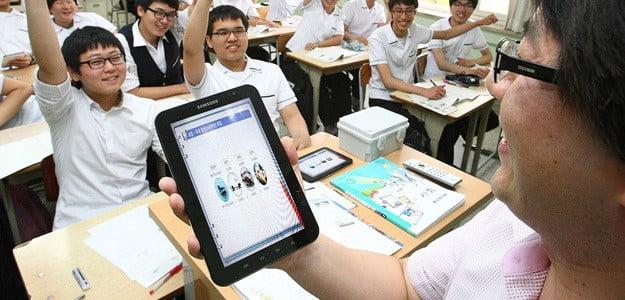 کره جنونی از پیشگامان کیفیت در آموزش و پرورش در دنیا